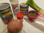 red bean hash ingredients