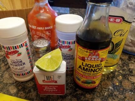 Pad Thai sauce ingredients