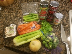 stew ingredients