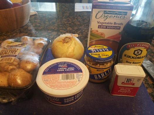 stro ingredients